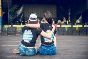 The Biebers - férfi póló (2 színben) - Utolsó darabok!
