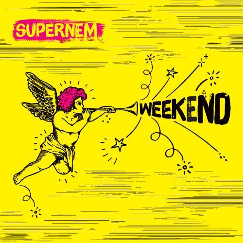 """Supernem - """"Weekend"""" CD - Gold Record"""