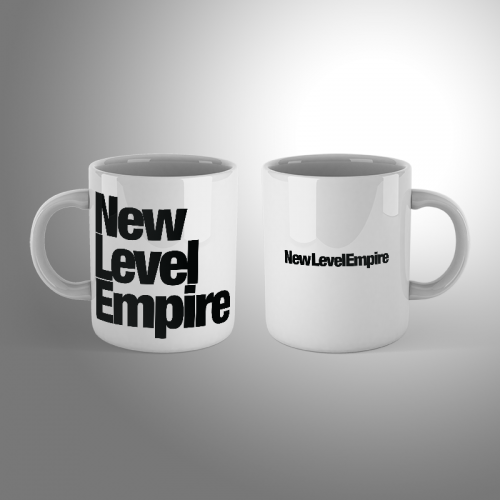 New Level Empire - fehér bögre