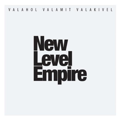 New Level Empire - CD - Gold Record