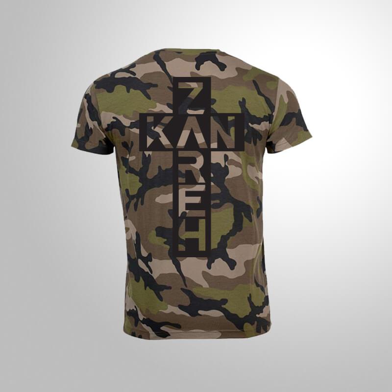 Zareh Kan - prémium férfi póló  ce455d855e