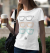 Lóci Játszik - Women´s T-shirt with sunglasses print
