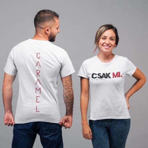 Caramel - Csak Mi női páros póló