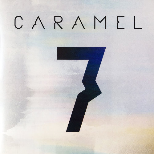 "Caramel - ""7"" CD - Gold Record"