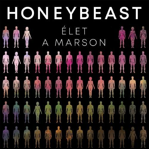 "Honeybeast - ""Élet a Marson"" CD - Gold Record"