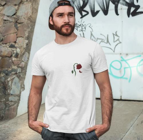 ByeAlex és a Slepp - Rózsás prémium póló