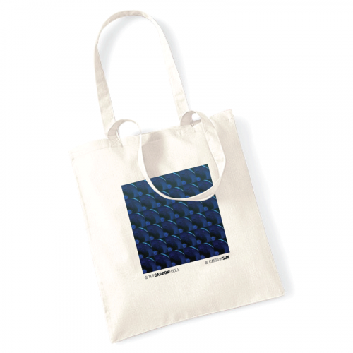 The Carbonfools - Natúr tote bag
