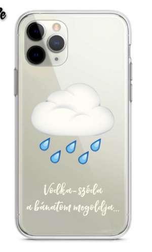 ByeAlex - Felhős iPhone tok