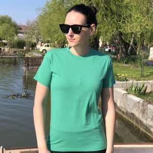 Rúzsa Magdi - Unisex T-shirt in green