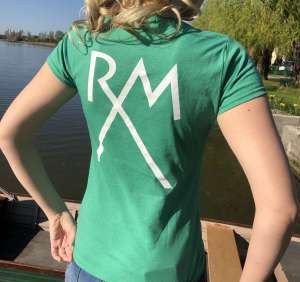 Rúzsa Magdi - RM női póló - zöld