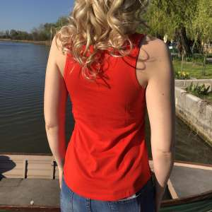 Rúzsa Magdi - RM női trikó - piros