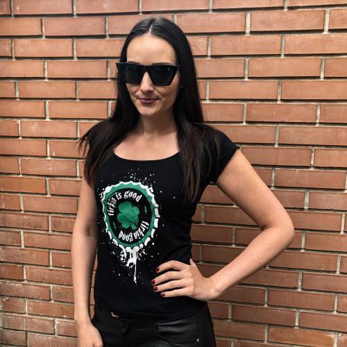 Firkin - Kupak női póló