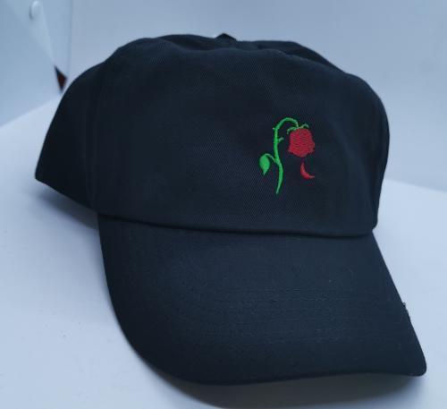 ByeAlex - Rózsás sapka