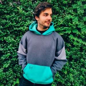 Margaret Island - Oversize pulóver 2 színben