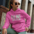 Katapult DJ - Pink pulóver