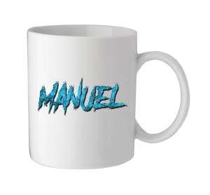 Manuel - Felhős bögre