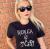 ByeAlex és a Slepp - Zenekari logós unisex fekete póló - Gold Record