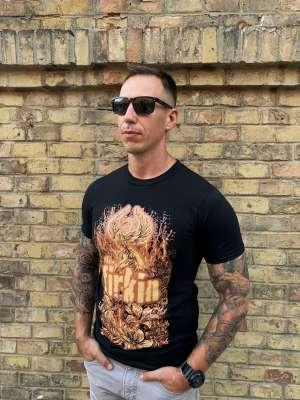 Firkin - Premium Phoneix T-shirt for men