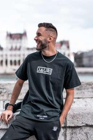 Jauri - Oversize basic póló