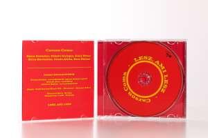 Carson Coma - Lesz, ami lesz CD