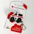 Vöröskereszt kulcstartó - Mentőautó