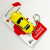 Vöröskereszt kulcstartó - Sportautó