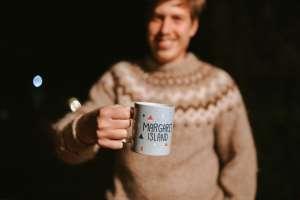 Margaret Island - Téli tea szett