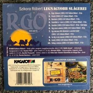 R GO - Szikora Róbert legnagyobb slágerei CD