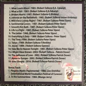 R GO - Bob Lanky Best of CD
