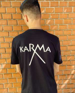Rúzsa Magdi - Karma unisex póló