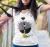 Honeybeast - Cirkusz női póló 2 színben - Gold Record