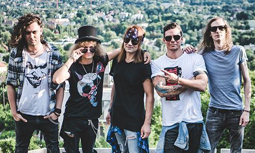 Reckless Roses (Guns ´N´ Roses tribute band)
