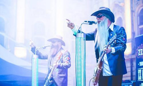 ZZ Copy (ZZ Top tribute band)